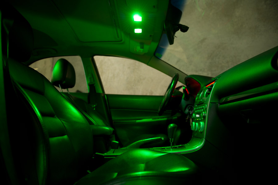 Car interior led for Interior accent lights for cars