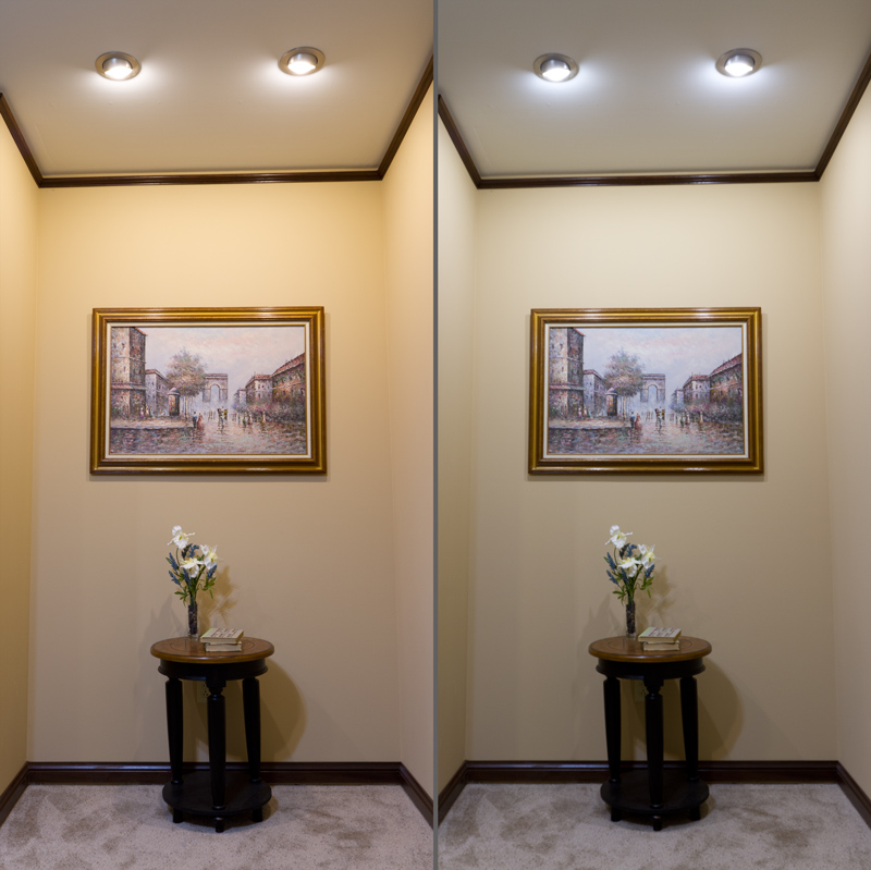 100% authentic 877ac 47492 Led Recessed Lighting Vs Incandescent | All Easy Recipes