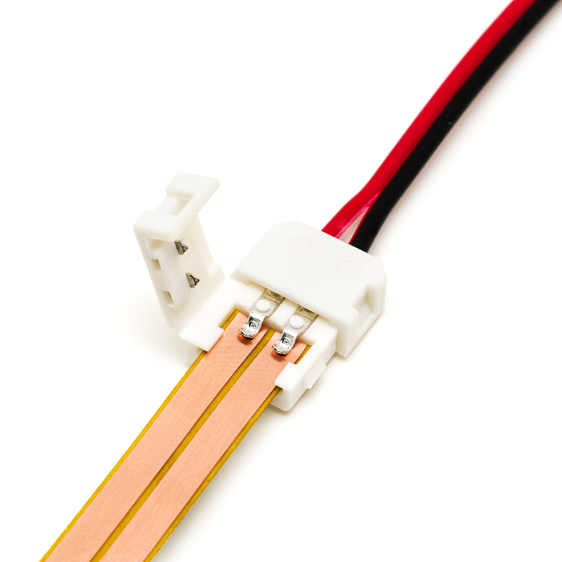 Flat Power Wire - 2 Conductor - 8mm | Super Bright LEDs