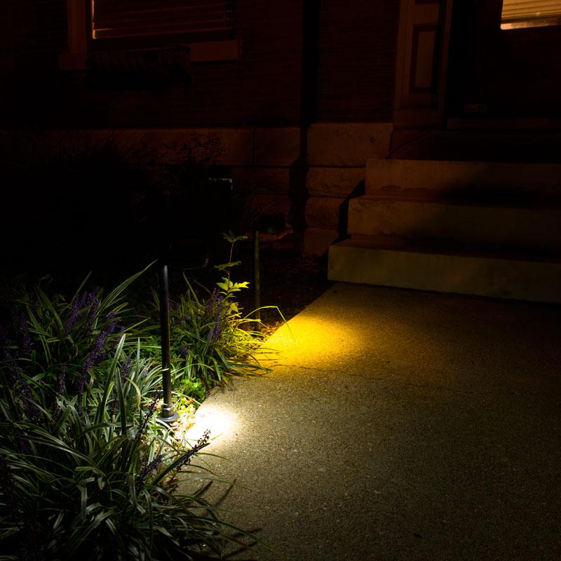 Landscape Lighting Near Me: LED Landscape And Garden Path Light