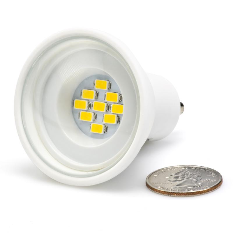 Gu10 4 Watt Led Bulb Gu10 320 Lumilife Led Light Bulb 4 Watt 50w Equivalent 4 Watt Gu10 Cool