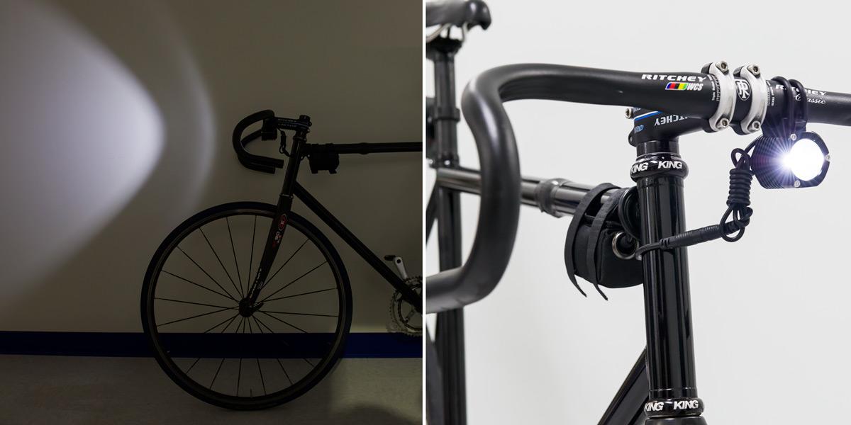 10w Led Bicycle Headlight And Headlamp Flash Led Solution