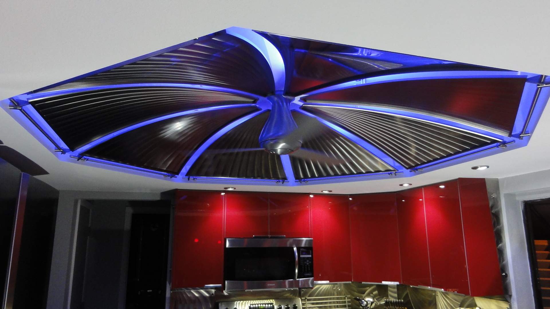 Led light strips with multi color leds led tape light for Led lights for high ceilings