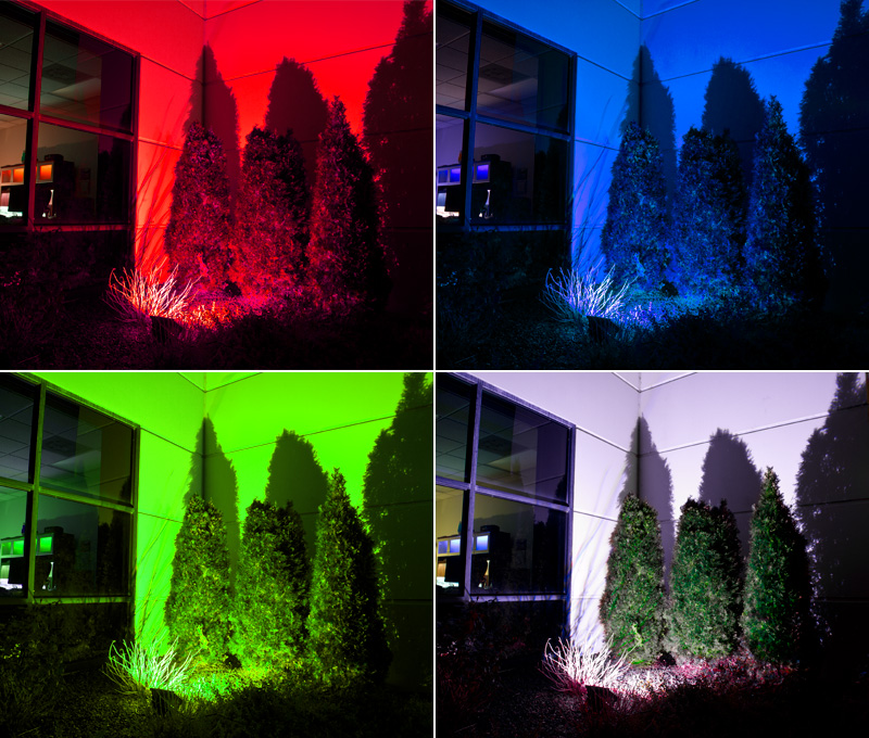 Nice Led Landscape Flood Light Part   6: Cool Led Landscape Flood Lights Rab