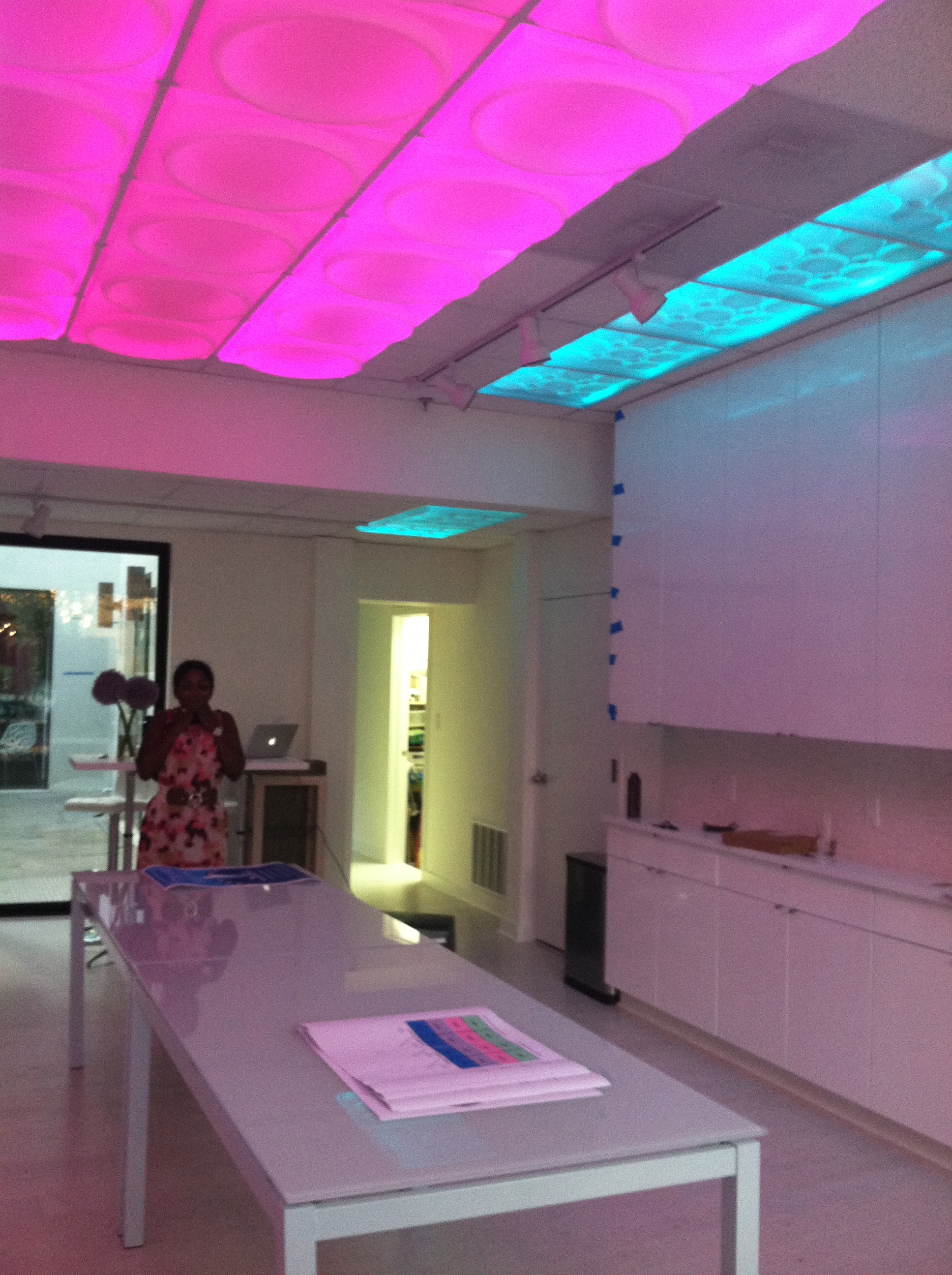 RGB LED Strip Lights - 12V LED Tape Light w/ LC4 Connector - 122 Lumens/ft.