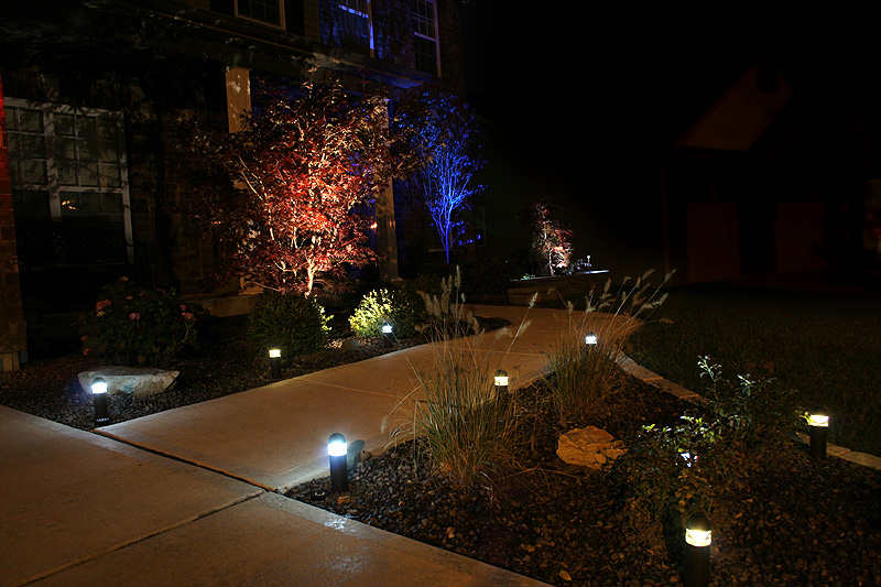 3 watt rgb led landscape spotlight led landscape spot lights colored tree lights aloadofball Image collections
