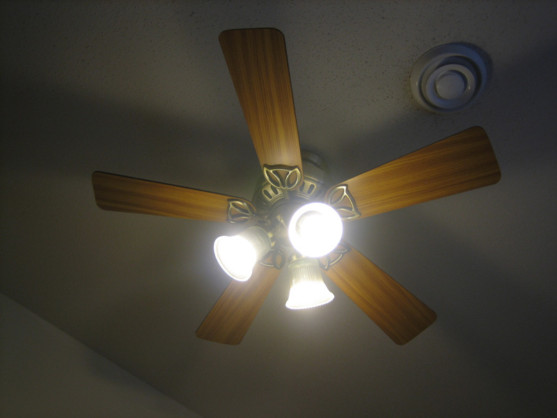 Led Bulbs Ceiling Fan