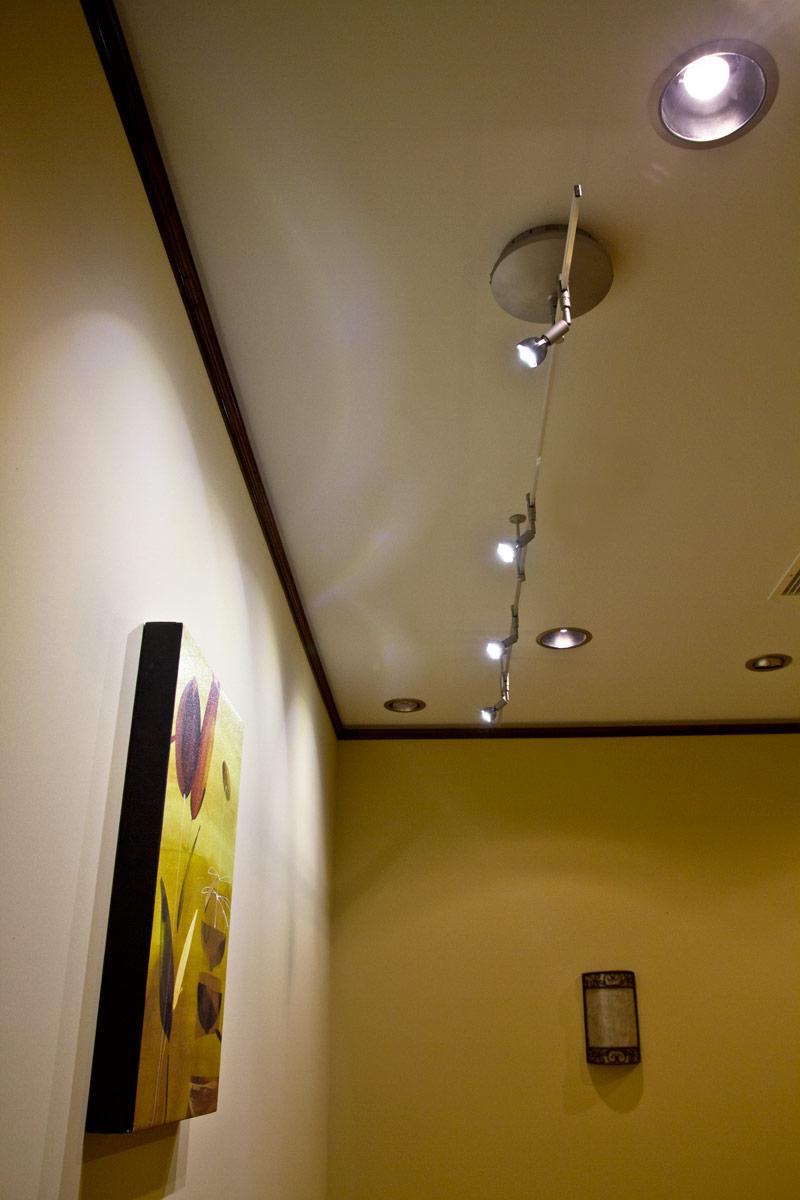 LED Household Track Portrait Lighting