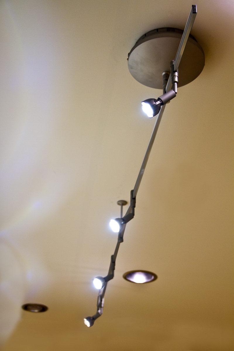 LED Household Track Spot Lighting