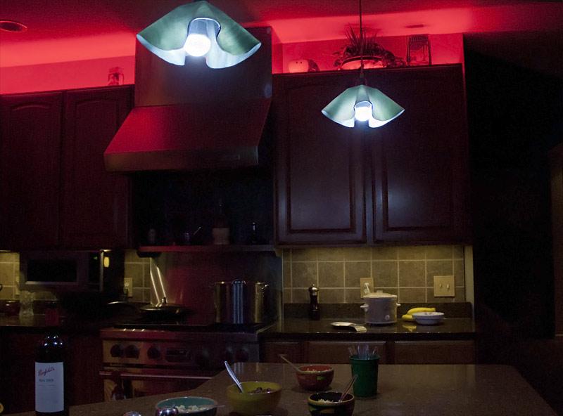 RGB LED Strip Light Kit - 12V LED Tape Light - 122 Lumens/ft ...