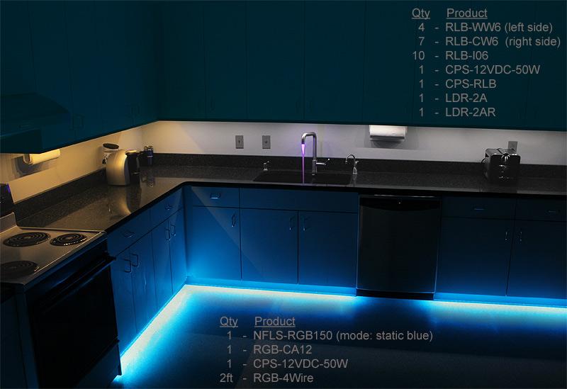 RLB X6 DI Series Rigid Light Bar Rigid LED Linear Light Bars LED Strip Li
