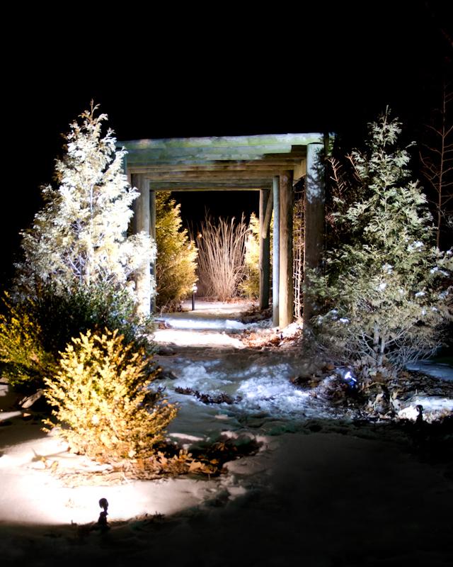 1W LED Landscape Spotlight