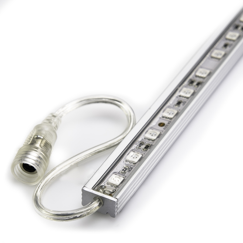 Led Light Fixture Pictures: Waterproof Light Bar Fixture With 30 High Power LEDs
