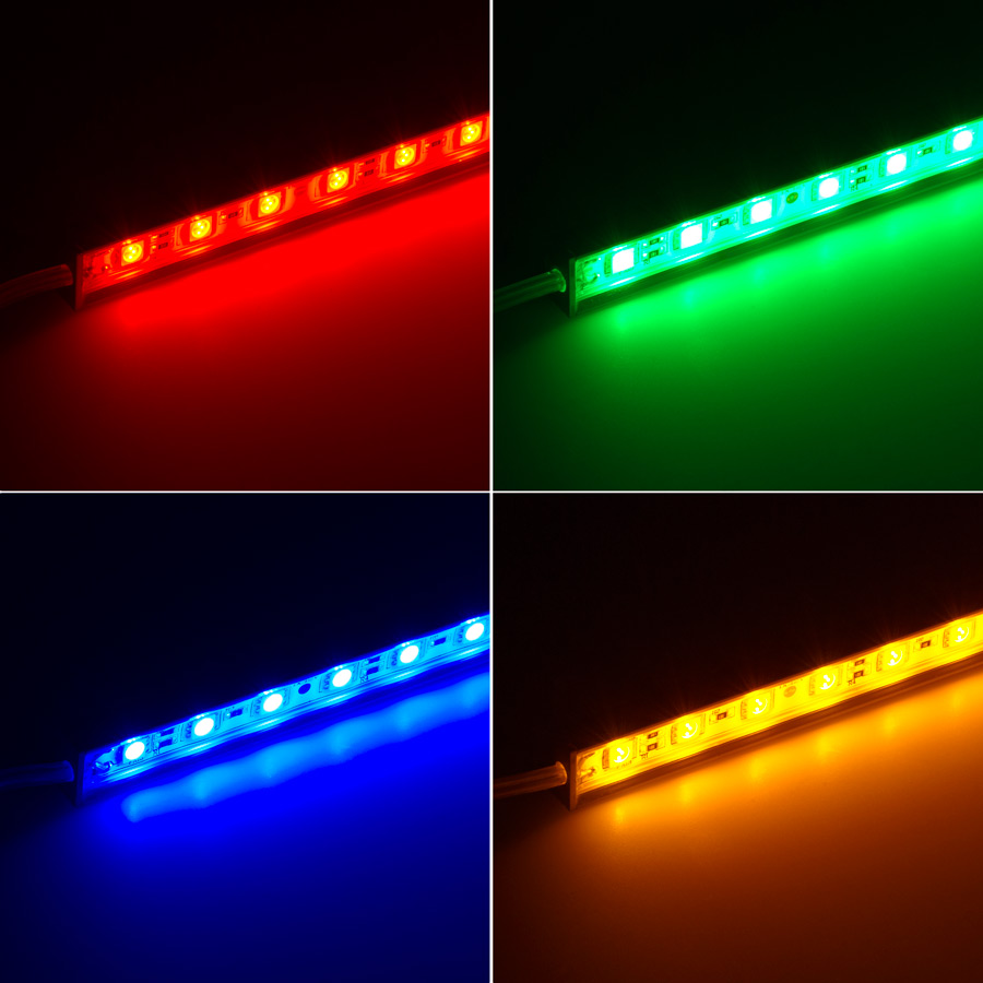 Led Christmas Lights That Change Color