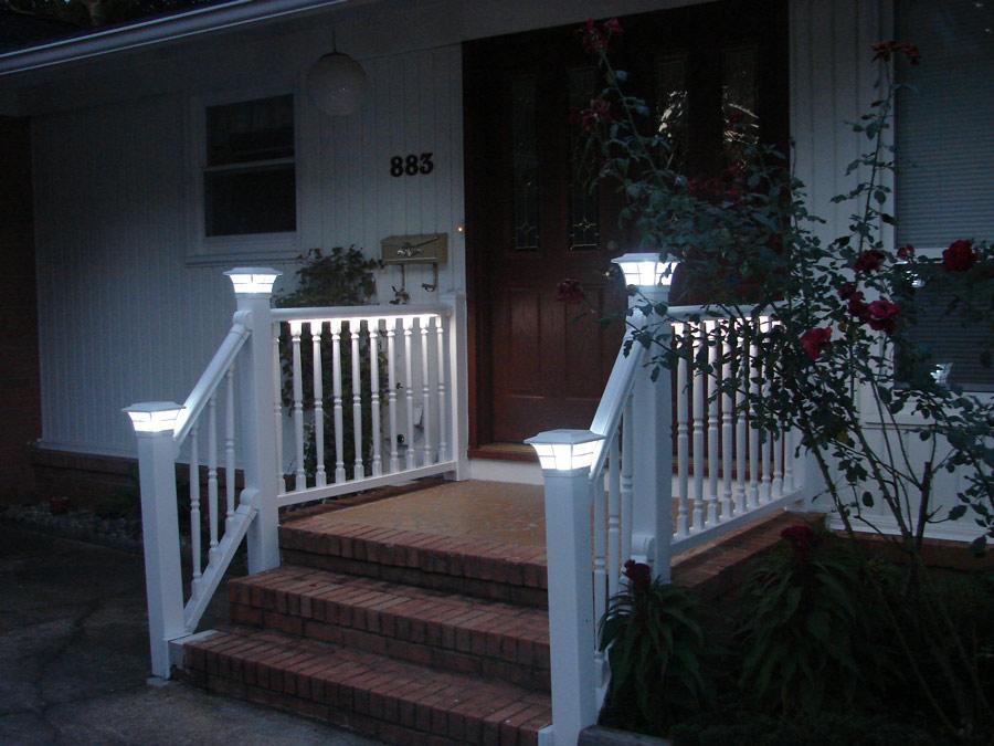 Outdoor led strip lights weatherproof 12v led tape light w plug railing light aloadofball Images