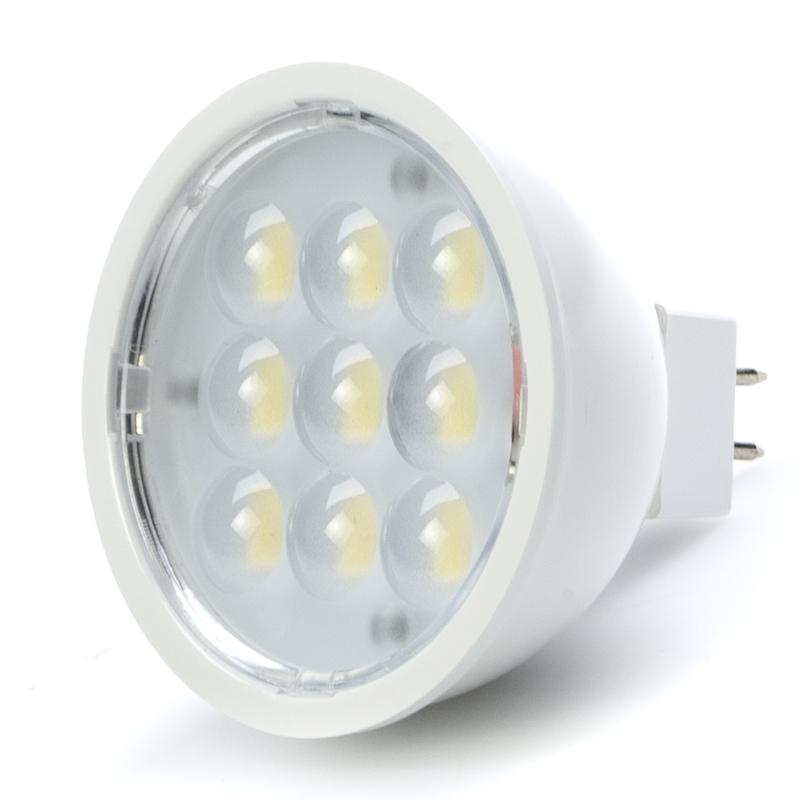 Mr16 Led Bulb 4 Watt 35 Watt Equivalent Bi Pin Led
