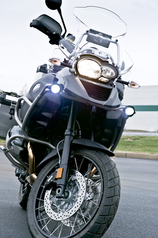 10w High Power Cob Led Auxiliary Light Kit Super Bright Leds