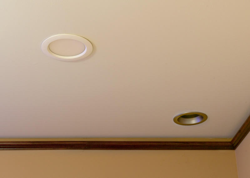 led recessed ceiling lights. LED Can Light Conversion Kit Led Recessed Ceiling Lights G