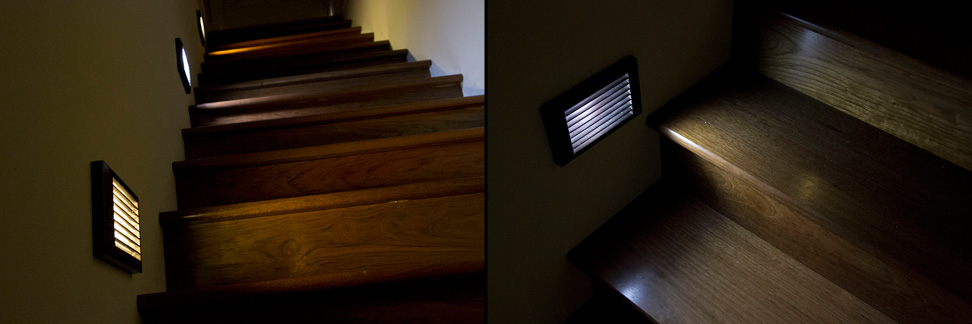 application of lamps on staircase warm cool warm application lamps staircase