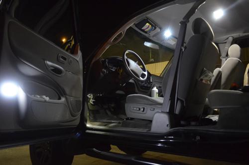 74 Led Bulb 3 Smd Led Miniature Wedge Retrofit Subminiature Specialty Automotive Led