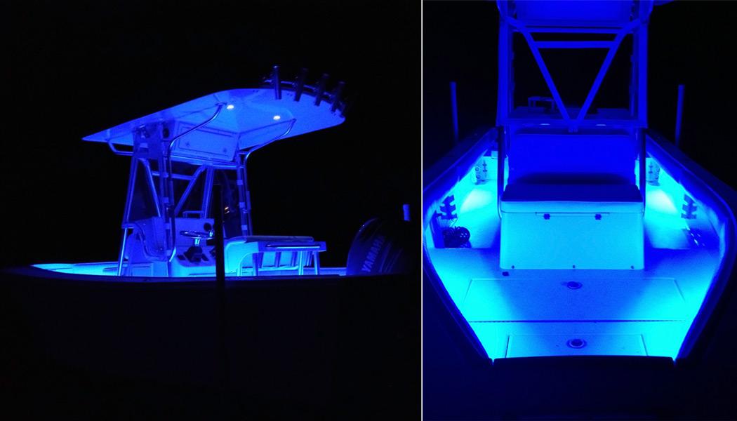 Clip waterproof led light fixtures looking