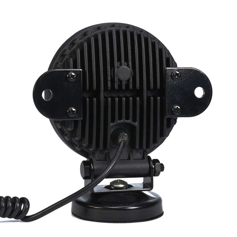 Round 27W Heavy Duty High Powered LED Spot Light With
