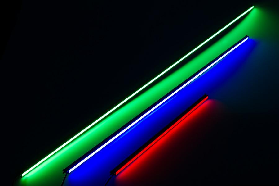 Led linear light bar fixture 383 lumens aluminum light bar lfd xsmd linear light bar fixtures mozeypictures Gallery