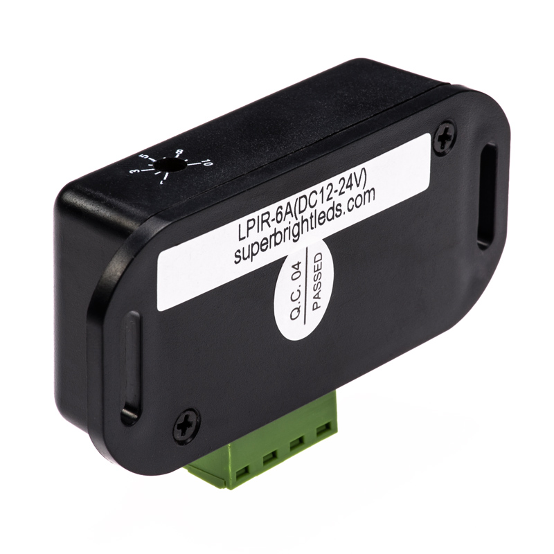 Mini Pir Motion Sensor Switch W   Built In Timer