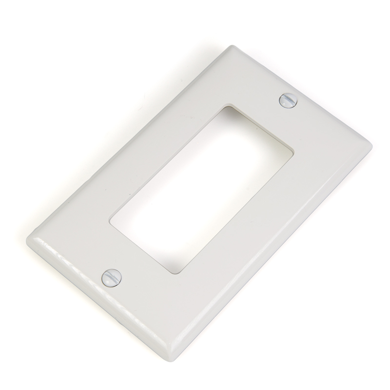 lvdx wp led wallplate for standard wall switch box dimmers accessories si. Black Bedroom Furniture Sets. Home Design Ideas
