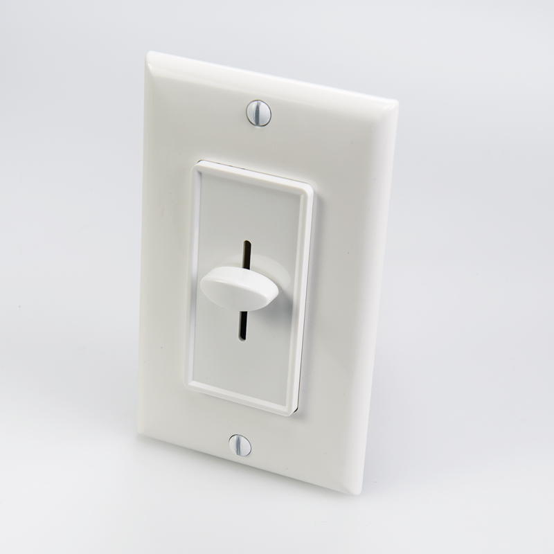 LVDx-60W LED Dimmer for Standard Wall Switch Box | Single Color LED ...