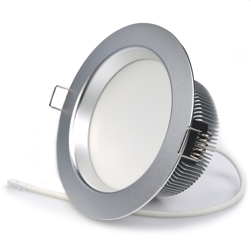 Brightest Recessed Lighting Bulbs : Watt led recessed light fixture lighting