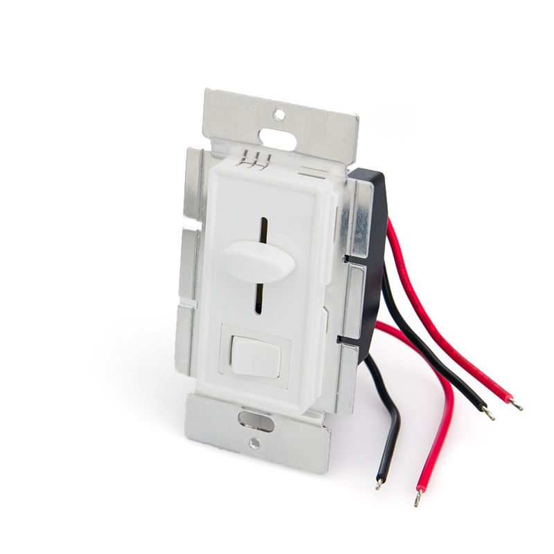12v Dimmer Switch >> Slvdx 60w Led Switch And Dimmer For Standard Wall Switch Box
