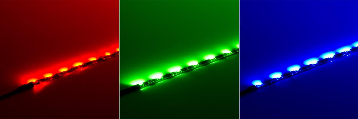Swfls Series 30 Side Emitting Led Flexible Light Strip