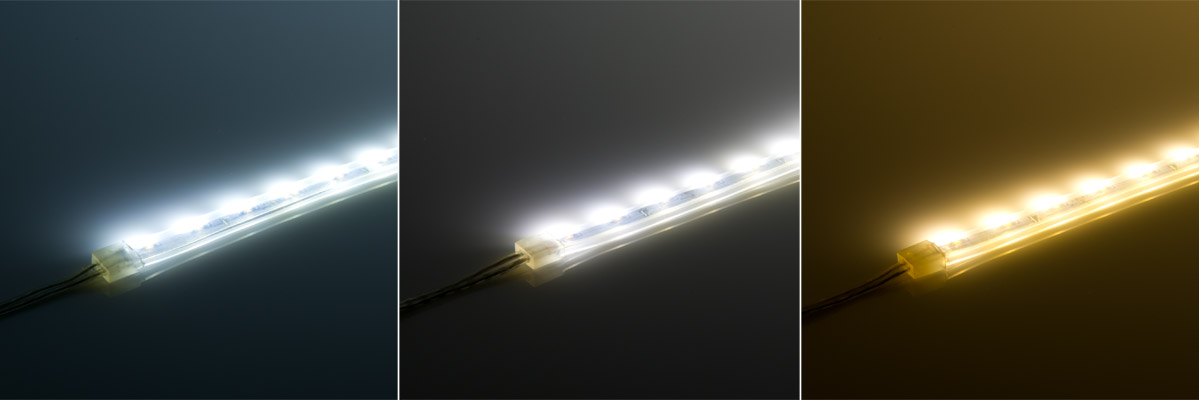 Waterproof Side Emitting Led Light Strips Outdoor Led