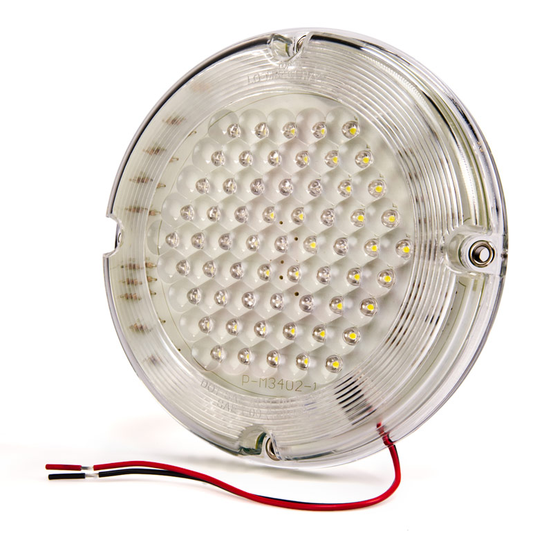 Natural White Round Dome Light LED Fixture
