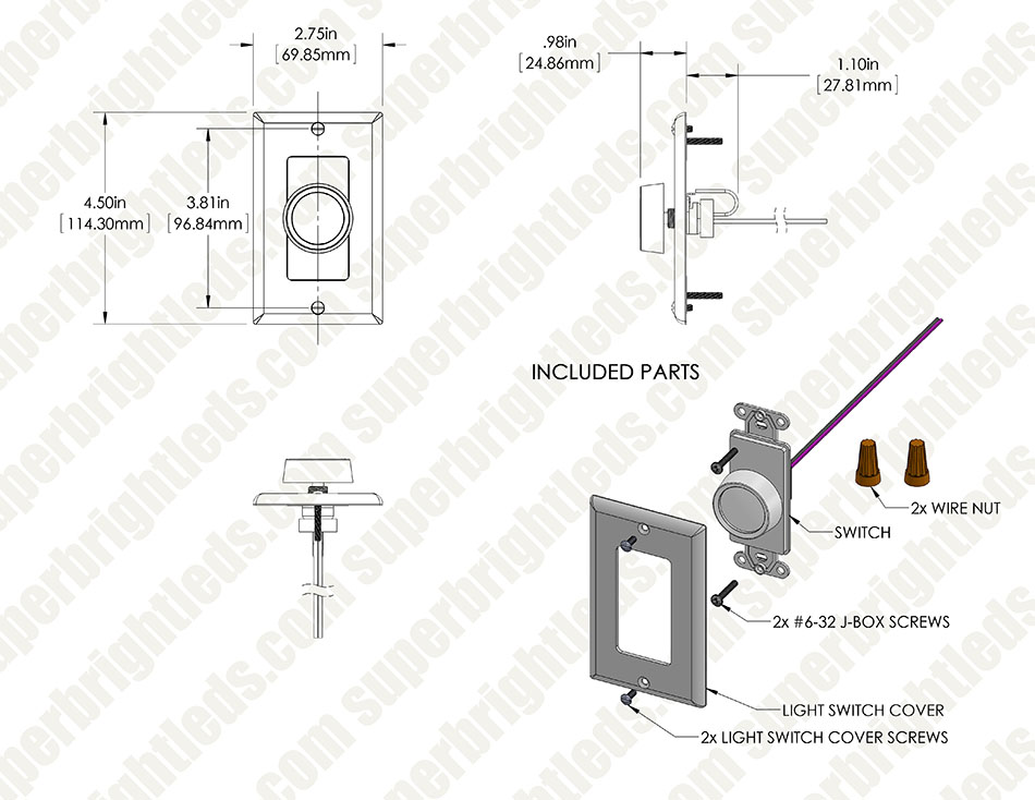 A Assembly For Site on 0 10 volt dimmer wiring diagram