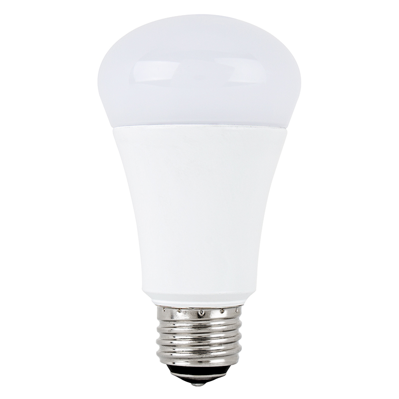 a19 3 way led bulb 40 60 75 watt equivalent 1 200 lumens super bright leds. Black Bedroom Furniture Sets. Home Design Ideas