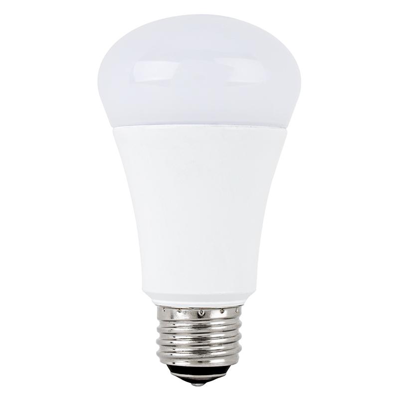 A19 3 Way Led Bulb 40 60 75 Watt Equivalent 1 200 Lumens Led Globe Bulbs Led Home