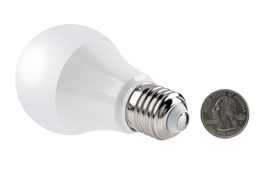 A19 Led Bulb 50 Watt Equivalent Globe Bulb 12v Dc Led Globe Bulbs Led Home Lighting
