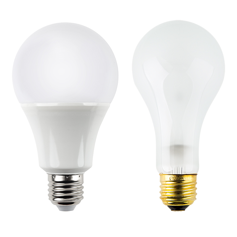 a21 led bulb 60 watt equivalent 24 vdc 800 lumens super bright leds. Black Bedroom Furniture Sets. Home Design Ideas