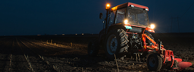 Agricultural Equipment Lighting