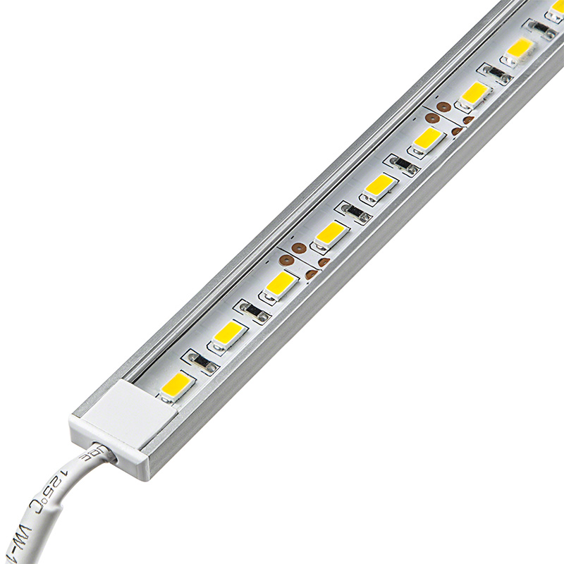 Aluminum LED Light Bar Fixture - Low Profile