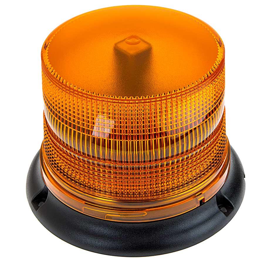 Sae Class 1 Led Strobe Beacon 4 3 Amber Multi Mode Circuit Diagram Of High Brightness Light With 8 Leds