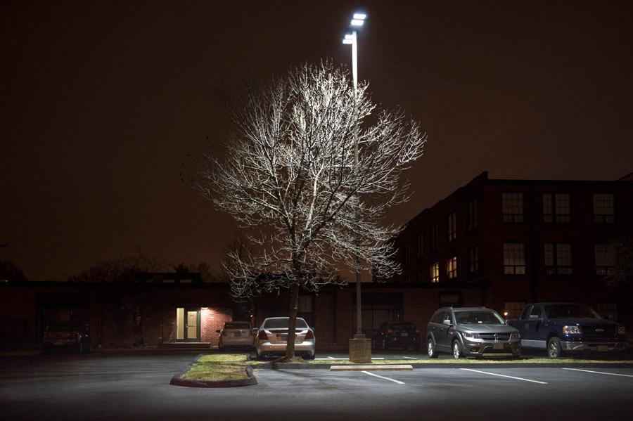 Led Parking Lot Light 300w 1 000w Hid Equivalent 200