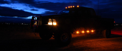 LED Marker Lights and Clearance Lights