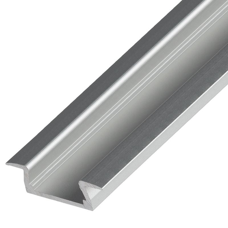 Flush Mount Aluminum Profile Housing For Led Strip Lights