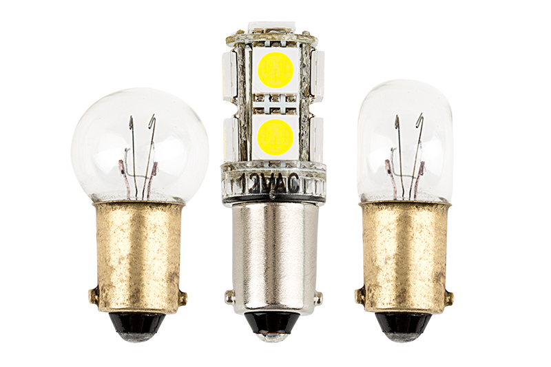 how to change a lightbulb in retrofit shower