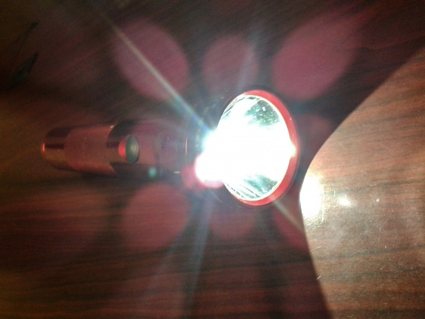 3 Watt Flashlight Bulb Super Bright Leds