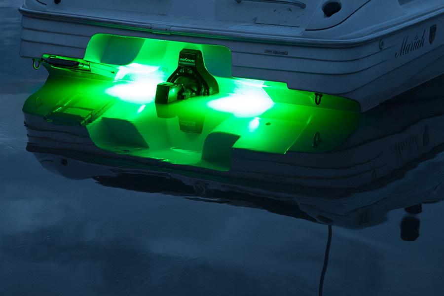 rgb led underwater boat lights and dock lights dual. Black Bedroom Furniture Sets. Home Design Ideas