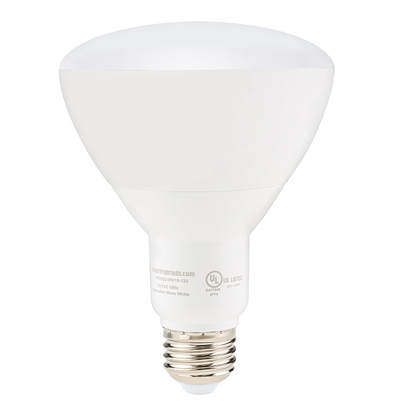br30 led bulb 15 watt dimmable led flood light bulb - Flood Light Bulbs